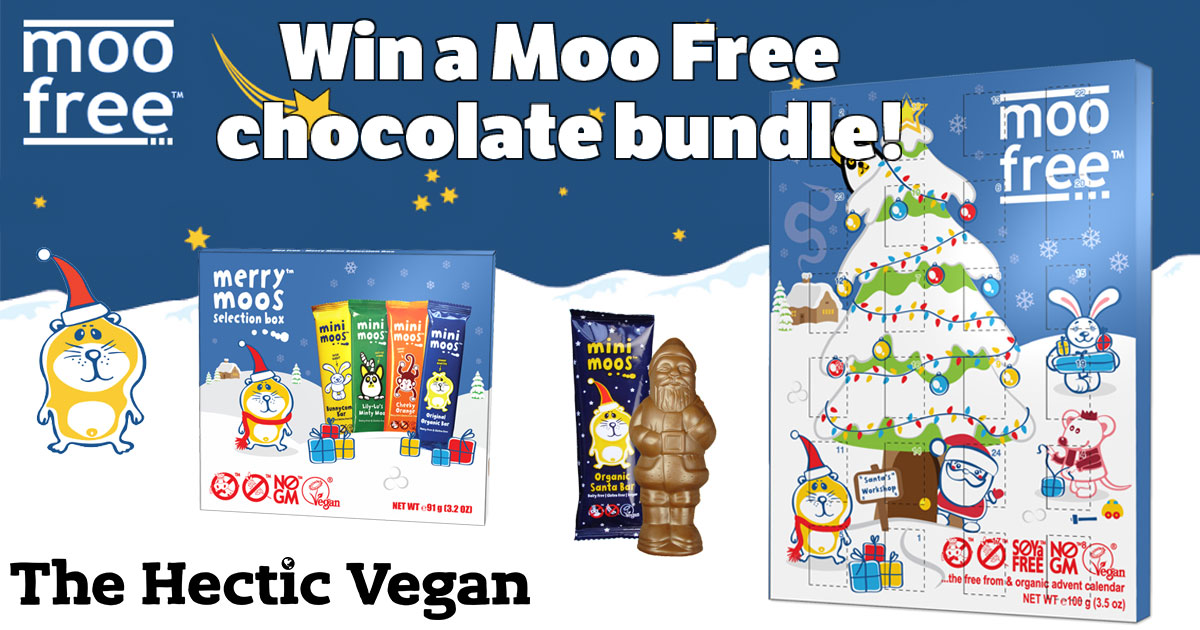 Moo Free Chocolate Christmas Bundle
