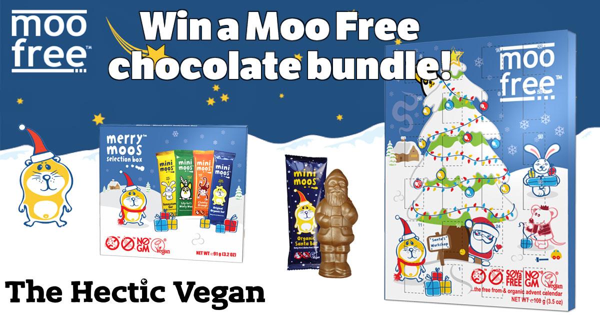 win a moo free christmas chocolate bundle - closed
