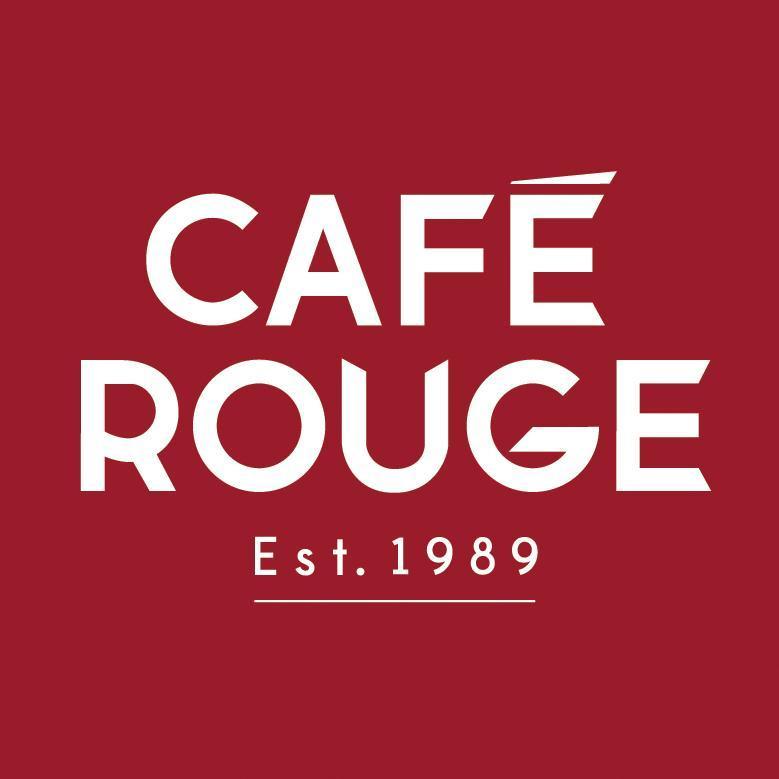 Cafe Rouge Logo