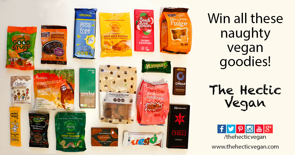 vegan goodies competition