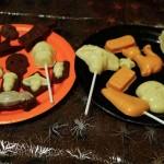 Vegan Halloween Chocolates