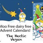 Win a Moo Free Chocolate Advent Calendar – CLOSED