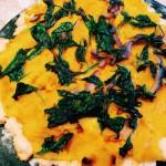 Gluten Free Butternut Squash Pizza