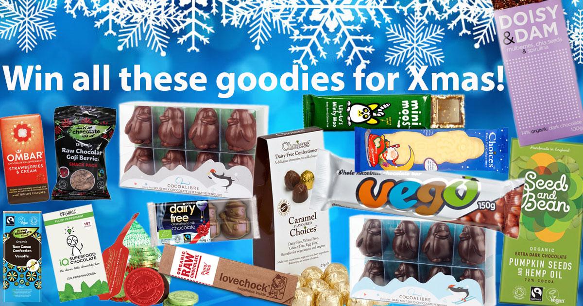 Vegan Christmas Treats