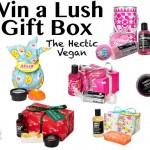 Win a Lush Gift Box – CLOSED