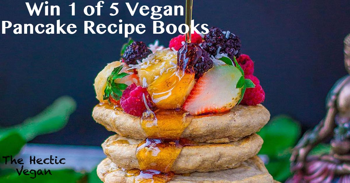 Win A Vegan Pancake Book