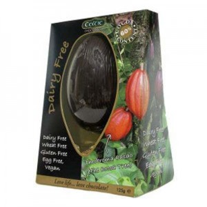 Celtic Dark Egg