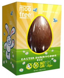 Moo Free Honeycomb Egg