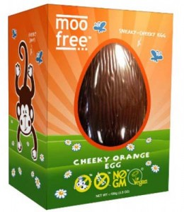 Moo Free Orange Egg