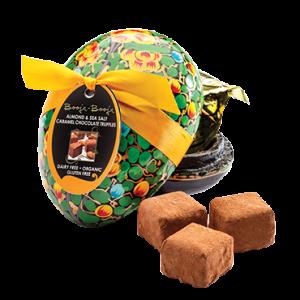 Booja Booja Almond & Sea Salt Caramel Chocolate Easter Truffles