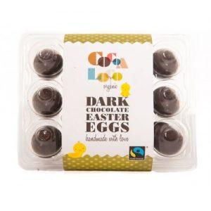 Cocoa Loco Dark Mini Eggs