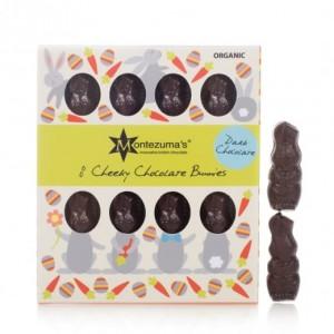 dark chocolate cheeky bunnies
