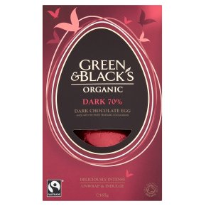 Green And Blacks Dark Chocolate Vegan