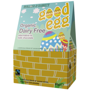 holland and barrett organic egg
