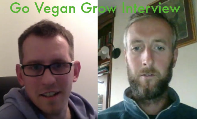 Go Vegan Grow Interview