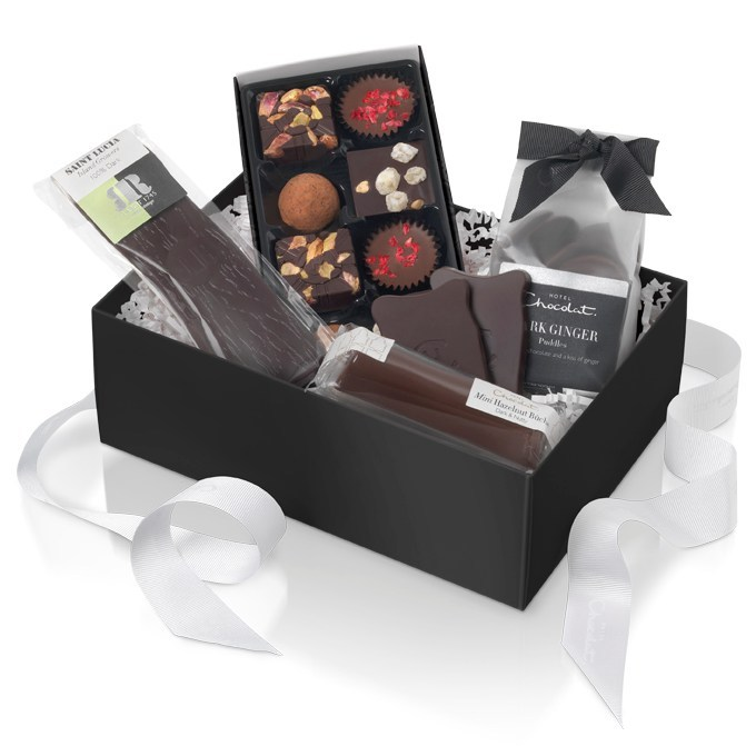 Hotel Chocolat All Dark Collection