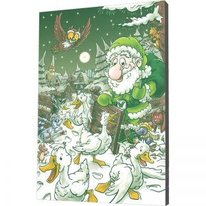 Vantastic Foods Premium Vegan White Chocolate Advent Calendar