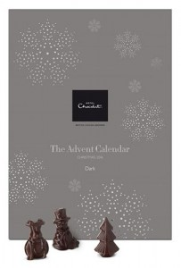 Hotel Chocolat Dark Advent Calendar