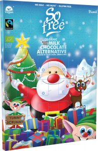 Plamil So free Organic Fairtrade Advent Calendar