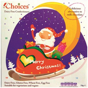 Choices Vegan Advent Calendar