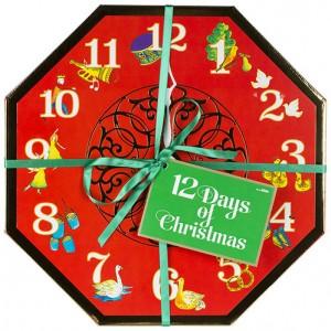 Lush Twelve Days of Christmas