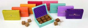 booja booja six truffle boxes
