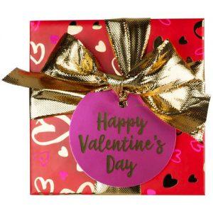 lush happy valentines day