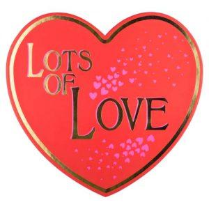 lush lots of love