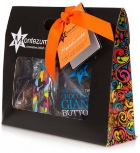 montezumas herbivore vegan gift bag