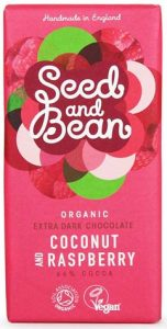 Seed and Bean Raspberry Coconut