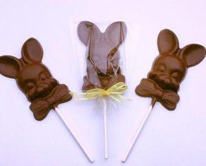 Essy & Bella Bunny Lollipop