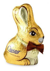 Choceur Dark Easter Bunny