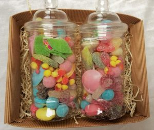 Vegan Sweet Jar Gift Box (700g)