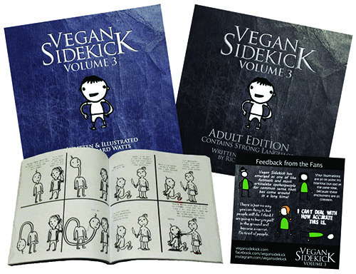 Vegan Sidekick Book