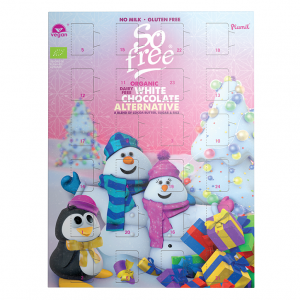 So Free Dairy Free White Chocolate Advent Calendar