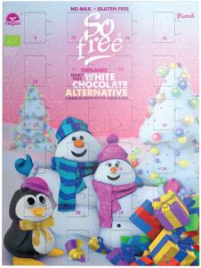 So Free Dairy Free White Chocolate Advent Calendar