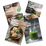 Win a Two-Year Subscription to The Hectic Vegan Printed Magazine