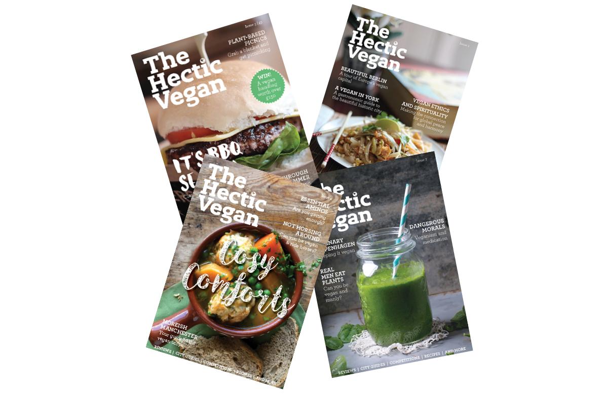 The Hectic Vegan Magazine