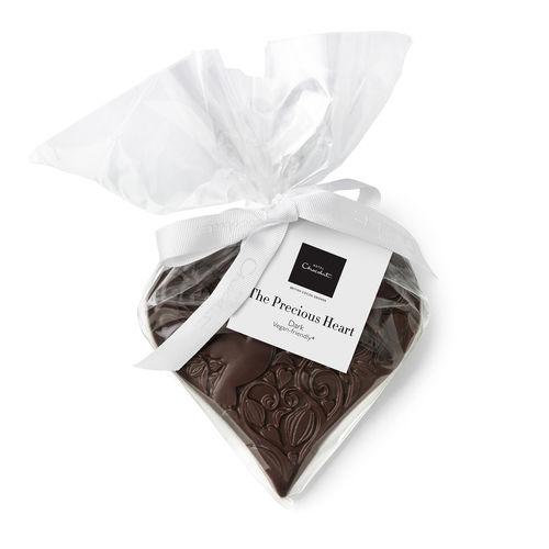 Hotel Chocolat The Precious Heart Dark Chocolate The Hectic Vegan