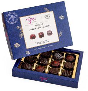 Enjoy Raw Chocolate Vegan Artisan Collection