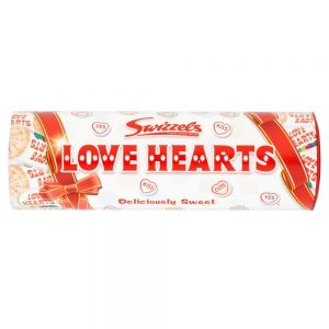 Love Hearts Tube