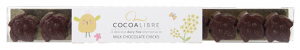Cocoa Libre Dairy Free Alternative to Milk Chocolate Chicks