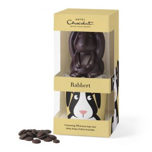 Hotel Chocolat Rabbert Chocolate Rabbit