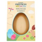 Sainsbury's Deliciously Free From White Chocolate Egg