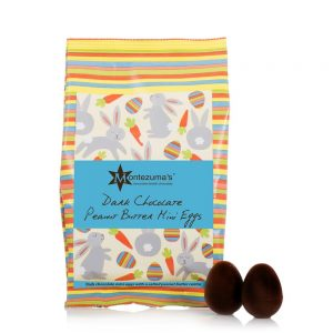 Montezuma's Dark Chocolate Peanut Butter Mini Egg Bag