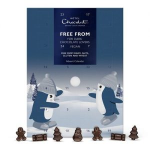 Hotel Chocolat Free From Dark Advent