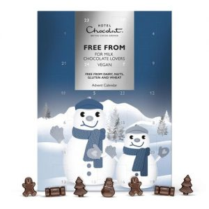 Hotel Chocolat Free From Milk Advent