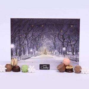 Vegan Chocolatier Vegan Chocolate Iconic Advent Calendar