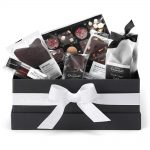 Win a Hotel Chocolat All Dark Vegan Chocolate Hamper