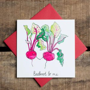 Beetroot to me